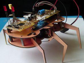6-LEGGED ROBOT PROJECT