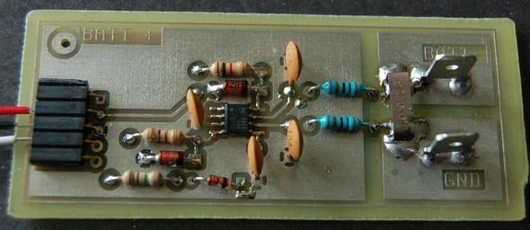 BATTERY MONITOR CIRCUIT (3)