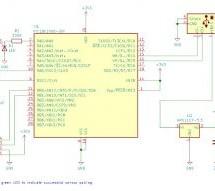 BMP180 based USB atmospheric pressure monitor