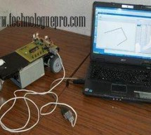 COMPUTER CONTROLLED ROBOT PROJECT PIC16F877