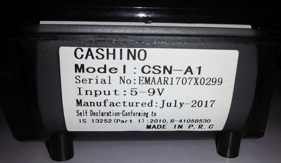 CSN A1 Thermal Printer from Cashino