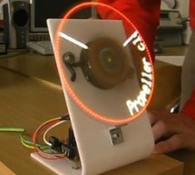 DSPIC PROPELLER CLOCK CIRCUIT