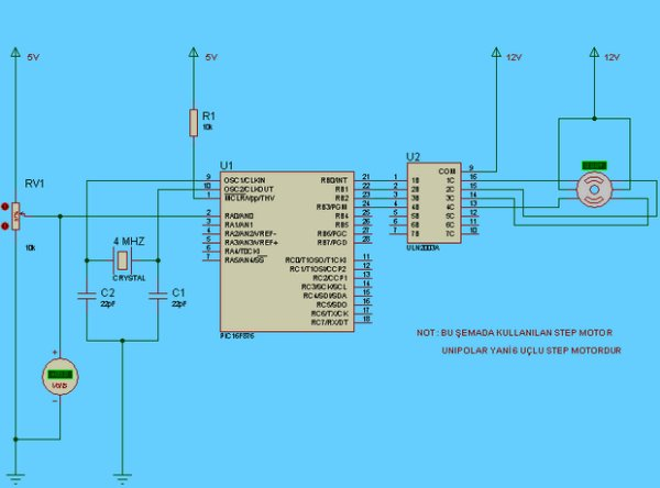 Disco Effect System Proteus Isis Circuit Diagram