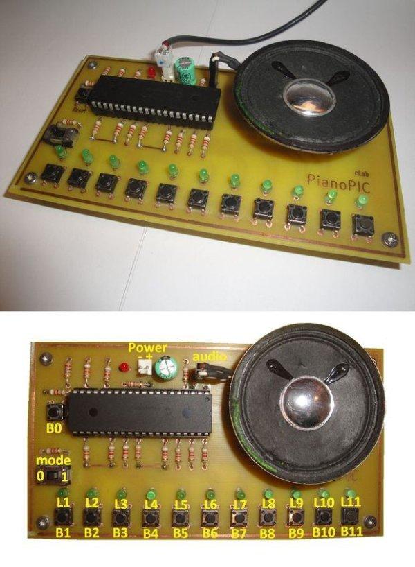 ELECTRONIC PIANO (3)