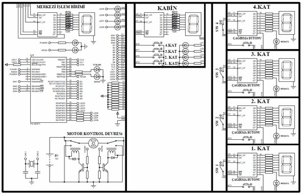 ELEVATOR CONTROL CIRCUIT (2)