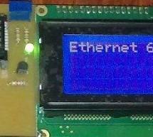ENJ28J60 TCP IP CONTROL CIRCUIT PIC18F67J60