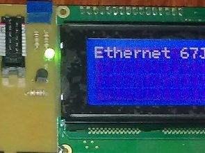 ENJ28J60 TCP IP CONTROL