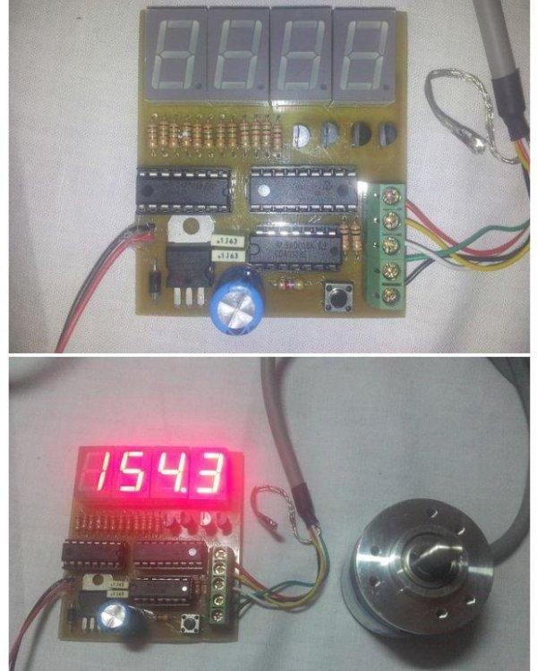 Encoder, angle measurement circuit (4)