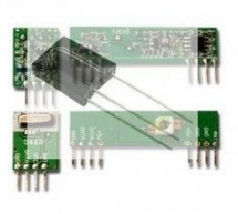 IR RF TRANSCEIVER CIRCUITS 8 CHANNEL REMOTE CONTROL