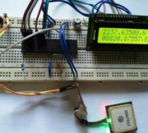 Interfacing GPS Module with PIC Microcontroller