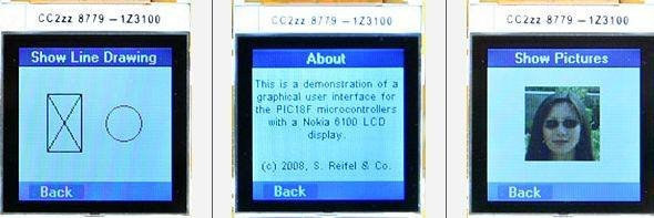 LCD MENU INTERFACE(2)