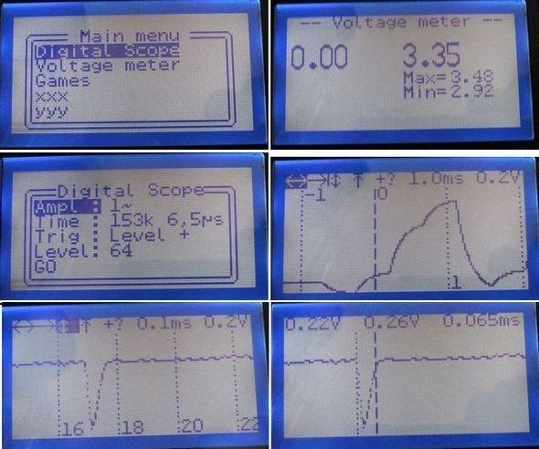 LCD OSCILLOSCOPE CIRCUIT (1)