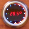 LED ANIMATED CLOCK CIRCUIT(3)