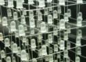 LED CUBE CIRCUIT 5X5X5 PIC16F688
