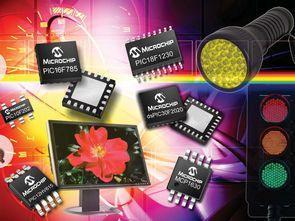 MICROCHIP LED LIGHTING APPLICATIONS