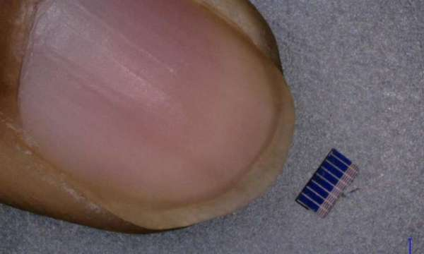 MINIATURE SOLAR CELLS EMBEDDED IN CLOTHES CAN CHARGE YOUR MOBILE