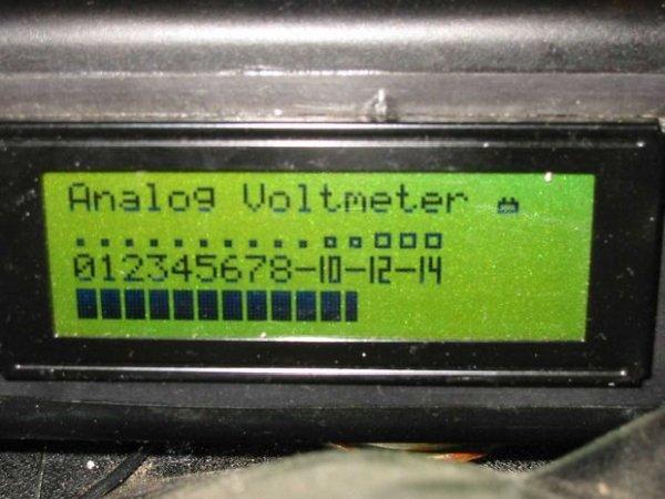 PIC16F873 CAR COMPUTER (2)