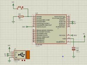 PIC18F2550 USB HID