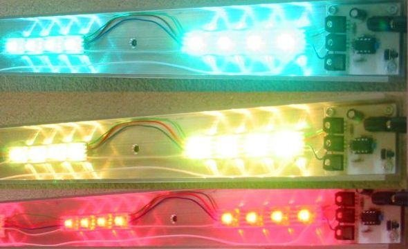 RGB LED DRIVER CIRCUIT(2)