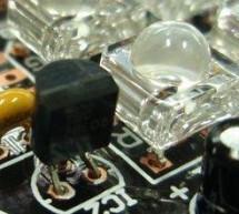 BEAUTIFUL DECOR PIC12F629P RGB LED LAMP GLASS GLOBE