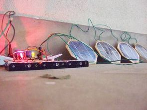 SOLAR BATTERY CHARGE