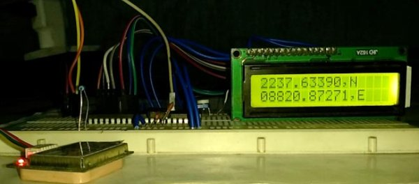 Steps to Interface GPS using PIC Microcontroller