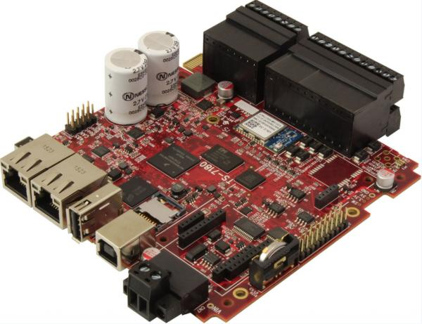 TECHNOLOGIC SYSTEMS NEWEST SINGLE BOARD COMPUTER, THE TS-7180, ENTERS IN TO ENGINEERING SAMPLING