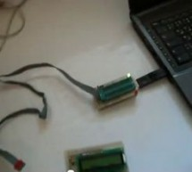 USB INTERFACE CIRCUIT PIC18F2550 DELPHI