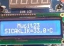 USB THERMOMETER CIRCUIT CCS C PIC18F4550