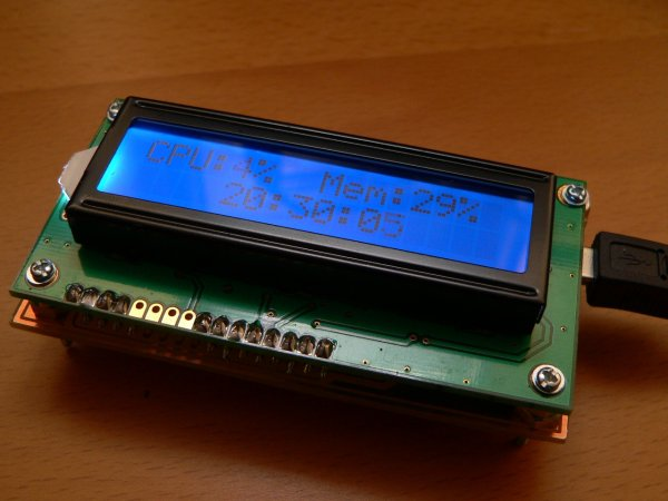 USC LCD COMPUTER