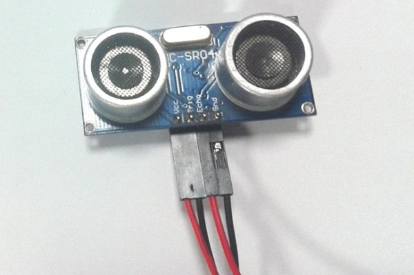 Ultrasonic Sensor work using Pic-microcontroller