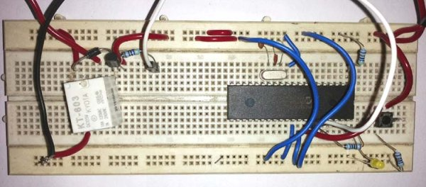 final circuit will look like this using Pic microcontroller