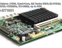 ACROSSER'S ENTRY-LEVEL AMB-BT19S1 SBC HAS INTEL BAY TRAIL SOC