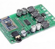 AUDIO AMPLIFIER BOARD SUPPORTS BEKEN BK3266 BLUETOOTH 5.0 CHIP