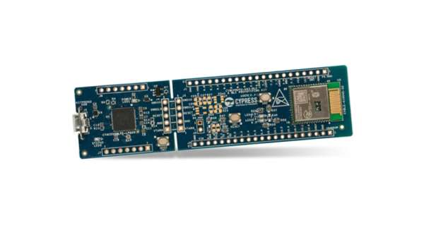 CYPRESS SEMICONDUCTOR PSOC® 6 BLE PROTOTYPING BOARD