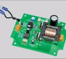 ELECTRONIC ANTI FOULING CIRCUIT BOATS FOR SAVERS ULTRASONIC PIC12F675