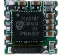 DIGITAL PLL CONTROLLED FM RADIO CIRCUIT TEA5767 RECEIVER PIC16F628