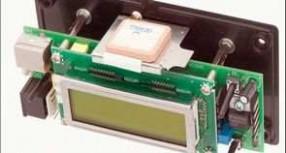 GPS CIRCUIT BOATS COMPUTER PIC18F4550 MICROCONTROLLER