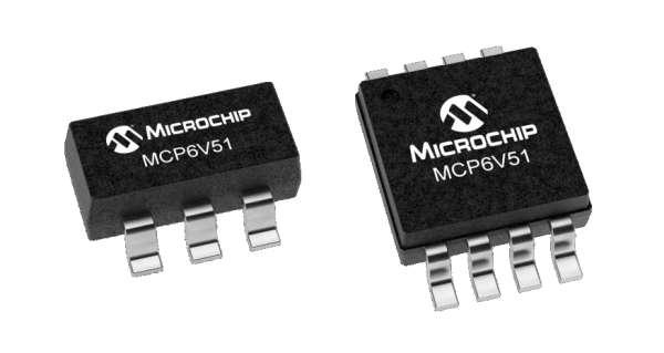 MCP6V51 45 V ZERO-DRIFT OP-AMP