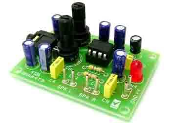 MINI STEREO AUDIO AMPLIFIER 4