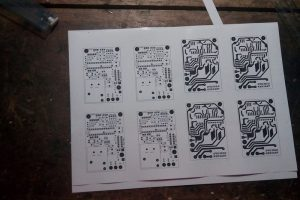 MOTHER CONTROL PCB PRINT OUT