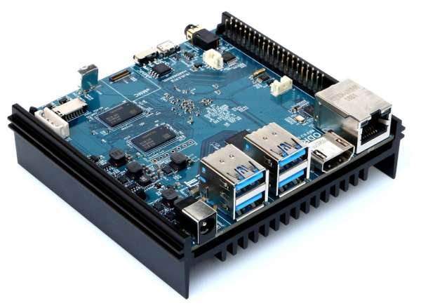 ODROID-N2 SBC features Hexa-core Amlogic S922X and $63 to $79 price tag