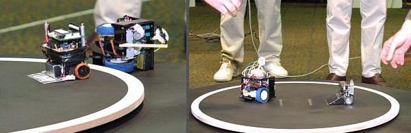 ROBOT PROJECT TESTS(4)