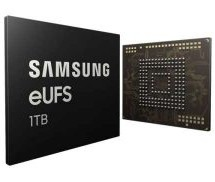 SAMSUNG BREAKS TERABYTE THRESHOLD FOR SMARTPHONE STORAGE WITH EUFS