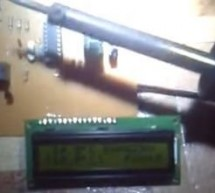 TEMPERATURE FAN CONTROL LCD SCREEN TCN75 SENSOR PIC16F84A PICBASIC