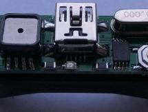 Mini Digital Barometric Altimeter