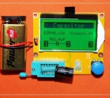 TOOLS FOR THE ELECTRONICS HOBBYIST PART 1- GRAPHICAL COMPONENTS TESTER