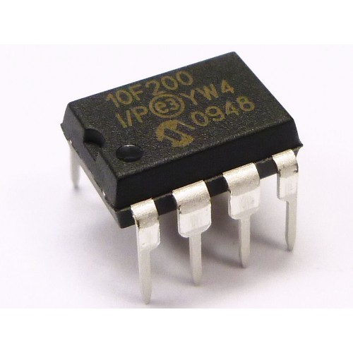 Pic10f series microcontroller based Project list