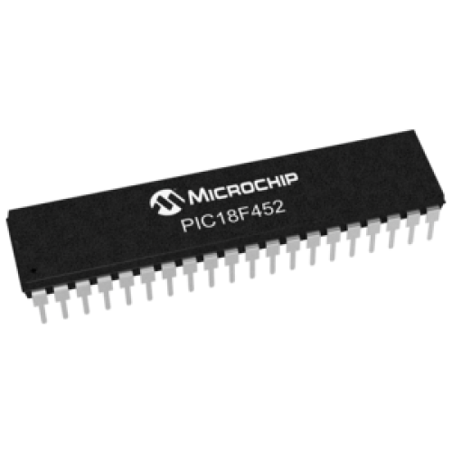 Pic18f452 microcontroller based projects list