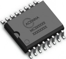 ACEINNA LAUNCHES INDUSTRY'S FIRST HIGH ACCURACY CURRENT SENSORS BASED ON AMR TECHNOLOGY